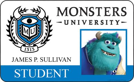 Sully's Student ID