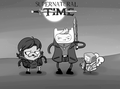 Supernatural - adventure-time-with-finn-and-jake fan art