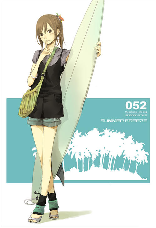 Surfer Girl~