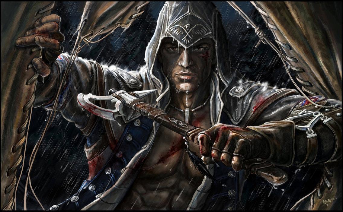 Surprise Assassin S Creed Fan Art 34261224 Fanpop