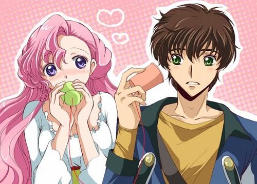 SuzakuxEuphimia love