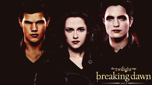 TDL, Jake, Renesmee, Kristen, Bella, Edward, Rob-Patz