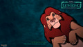 TLK Adult Simba Full HD Wallpaper - the-lion-king wallpaper