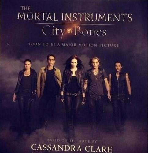 TMI Cast Poster