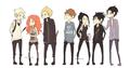 TMI characters
