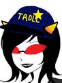 TROLL COP - terezi-pyrope fan art