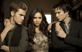 TVD cast  - the-vampire-diaries photo