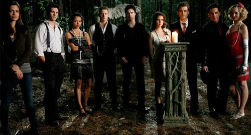 TVD cast ♥