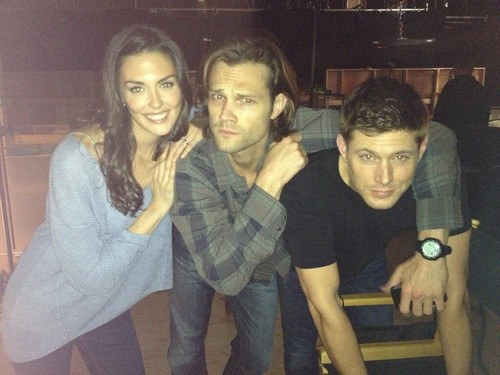 Taylor Cole and J2