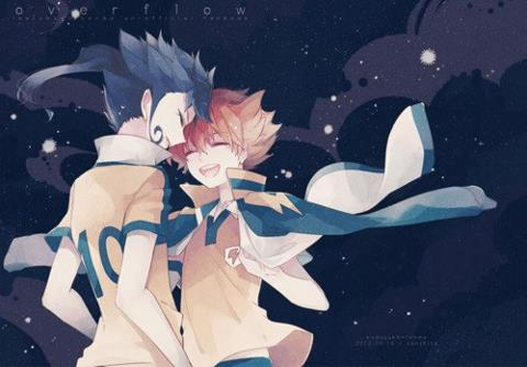 Tenma and Tsurugi