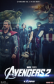 The Avengers 2 (Fan Made) Poster - the-avengers fan art