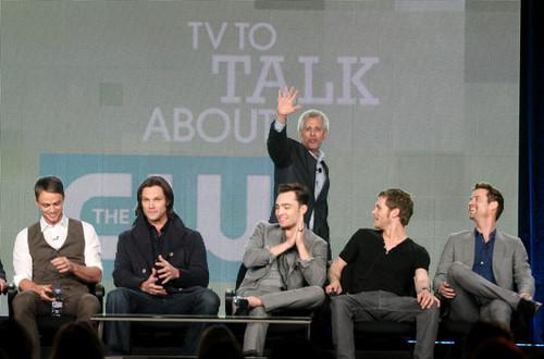 The CW 2012 Winter TCA