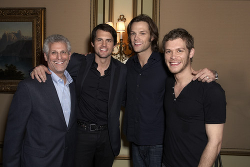 The CW 2012 Winter TCA