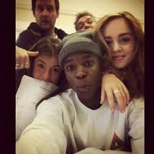 The Cast. :D