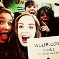 The Cast. :D - wolfblood photo