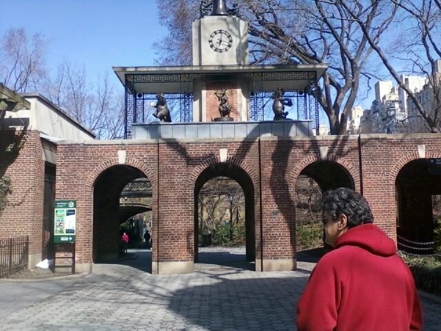 The Delacorte Clock