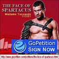 The Face of Spartacus - spartacus-blood-and-sand photo