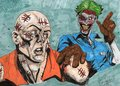 The Joke is Awesomely Crazy - dc-comics fan art