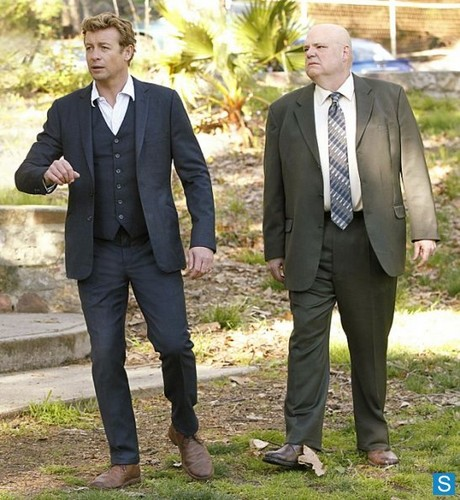 The Mentalist - Episode 5.21 - Red And Itchy - Promotional mga litrato