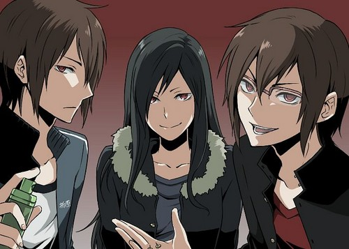 The Orihara familly <3