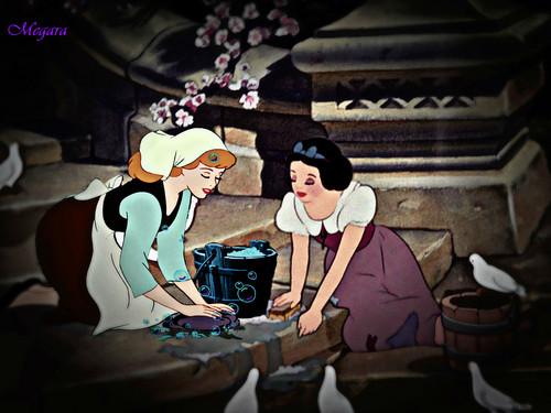 The Servant Girls