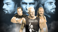 The Shield vs Tommy Dreamer,Sandman,Sabu