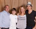 The Vampire Diaries Chicago Convention 2013/Set Photos