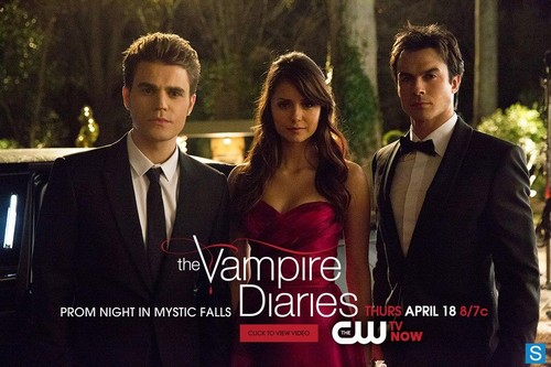 The Vampire Diaries - Episode 4.19 - Pictures Of bạn - Promotional Poster