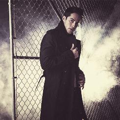 The Vampire Diaries season 4 promoshoot