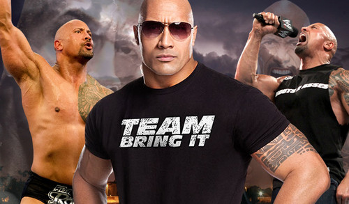 "Dwayne ""The Rock"" Johnson wallpaper titled TheRock"