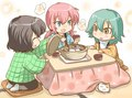 Time to Eat :3  - inazuma-eleven fan art