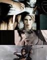 Tomb Raider collage