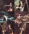 Tomb Raider collage