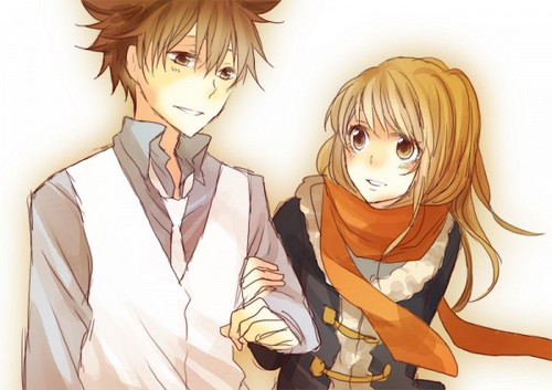 Tsuna & Kyoko ~ 27K❤