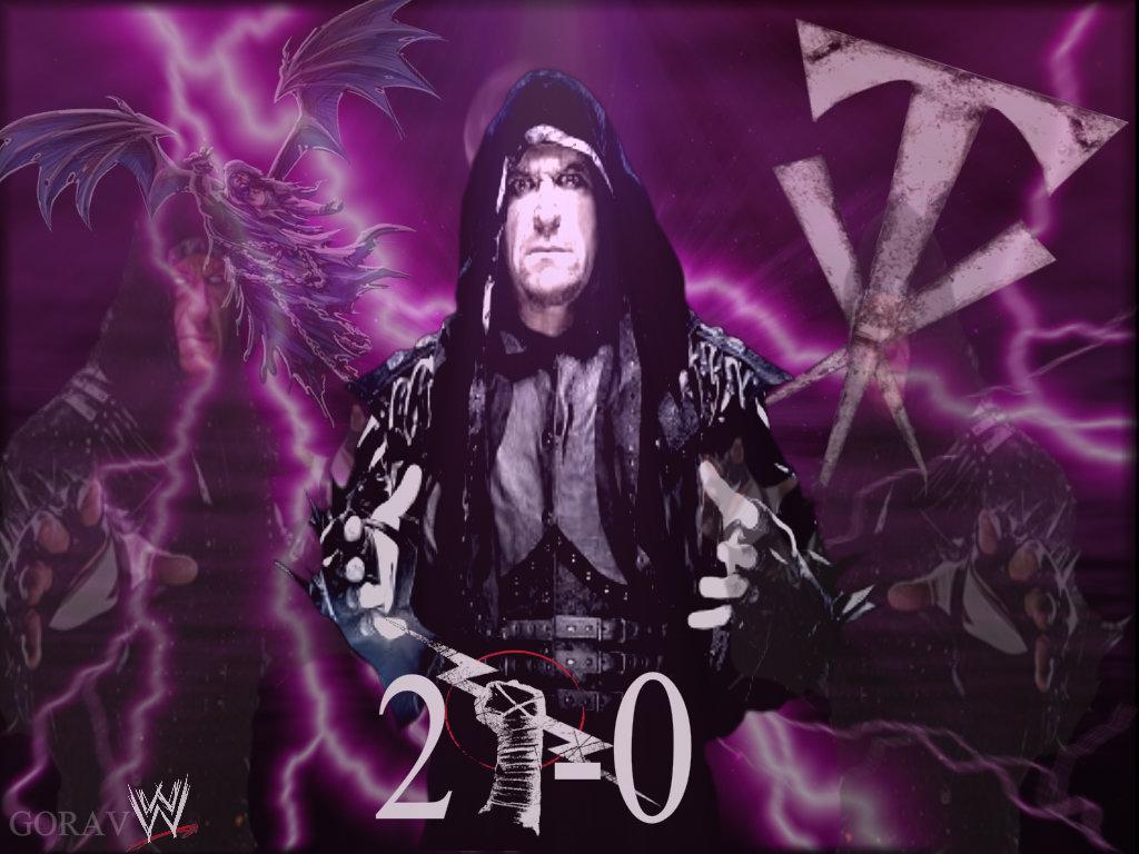 Wwe Undertaker 15 0