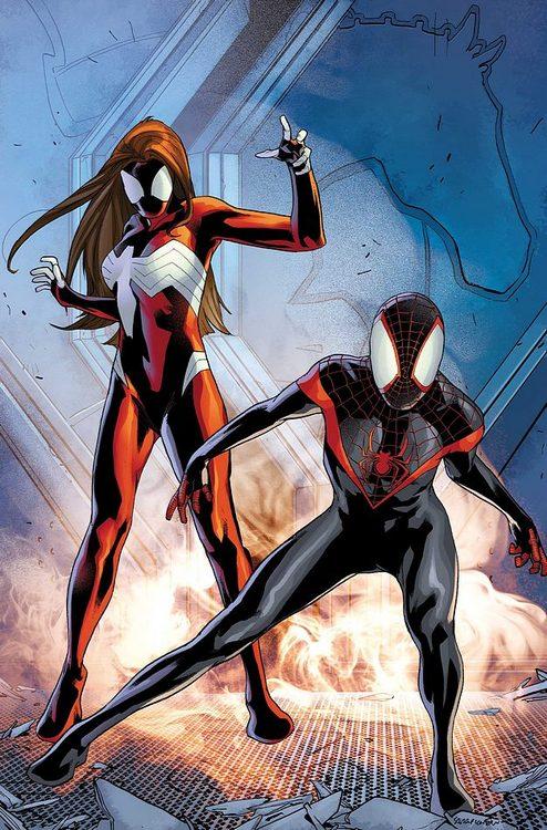 Miles Morales Images Ultimate Comics Spider Man Vol 2 17 Hd