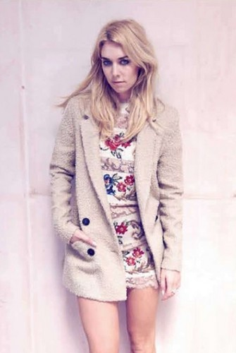 Vanessa Kirby @ InStyle, UK, October 2012