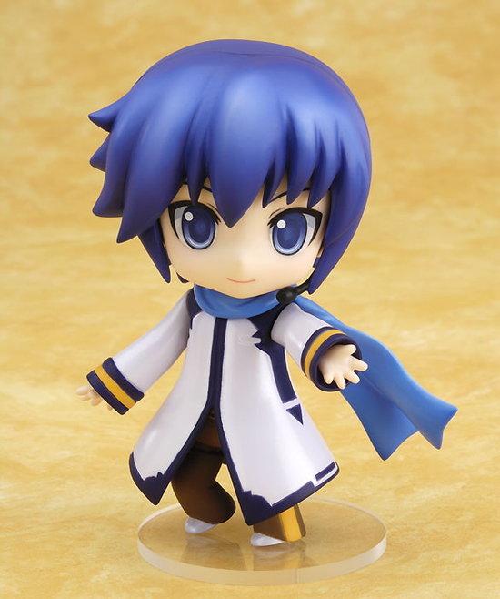 Anime Figures Vocaloid-KaitoKaito Chibi Figure