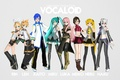 Vocaloid team - vocaloid photo