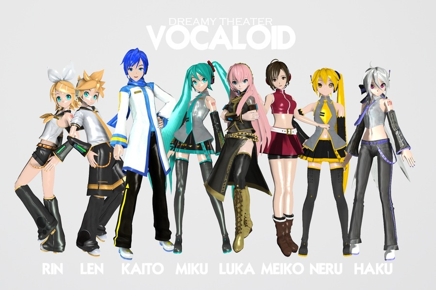 Vocaloid team - vocaloid Photo Vocaloid