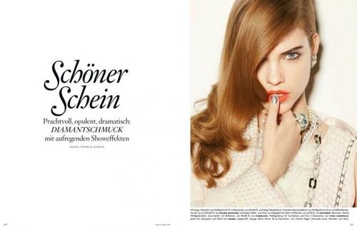 Vogue Germany, April 12