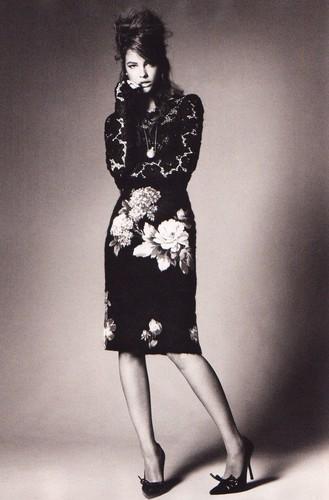 Vogue Spain, September 2010
