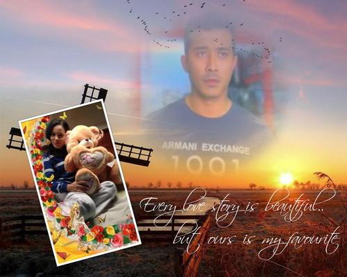 wallpaper DRAMA ADAM DAN HAWA FANART mabelialong SIRI 6