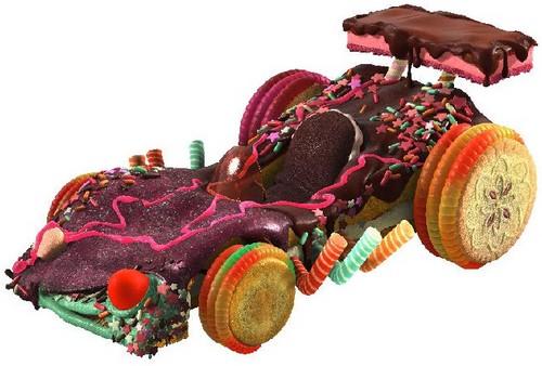 Vanellope's Kart
