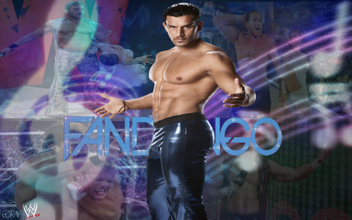 WWE FANDANGO WALLPAPER 2013