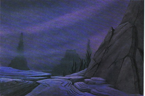 Walt डिज़्नी Backgrounds - The Little Mermaid