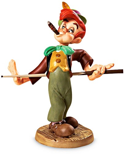 Walt Дисней Classics Collection - Lampwick: Screwball in the Corner Pocket