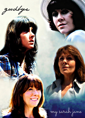 We Will NEVER Forget Our Sarah Jane! <3 X