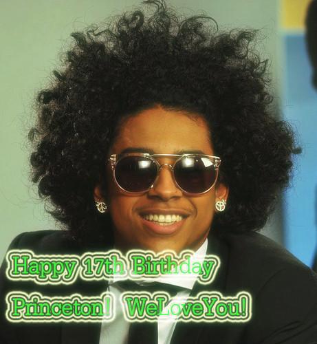 We love you, Princetyboo & Happy 17 th Birthday, Princetyboo boo boo LOL!!!! XD :D ;D XO =O B) <3 :*