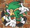 Weed the Speedhog - sonic-fan-characters-recolors-are-allowed fan art